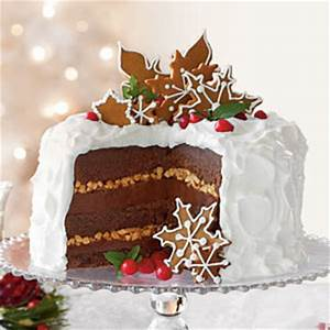 Chocolate Gingerbread Toffee Cake Recipe Southern Living