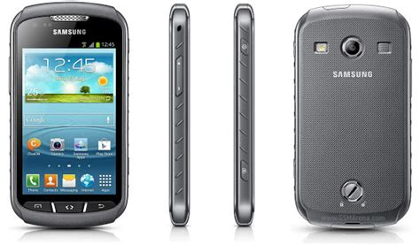 samsung galaxy xcover 2 rugged jelly bean droid goes official gsmarena news
