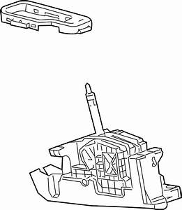 Chevrolet Equinox Automatic Transmission Shift Lever