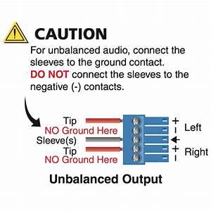 Phoenix 5 Way 3 5mm Audio Plug