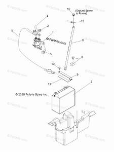 Polaris Side By Side 2013 Oem Parts Diagram For Electrical