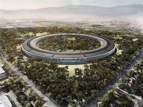 apple s new spaceship headquarters business insider