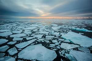 Arctic sea ice summer minimum in 2018 is sixth lowest on ...  Arctic