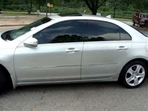 2006 Acura Rl Review by 2006 Acura Rl Personal Used Car Review Features At 95k