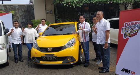 kontes modifikasi daihatsu singgah  manado autosid