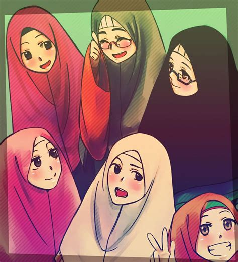 anime muslimah 212 best muslimah anime images on