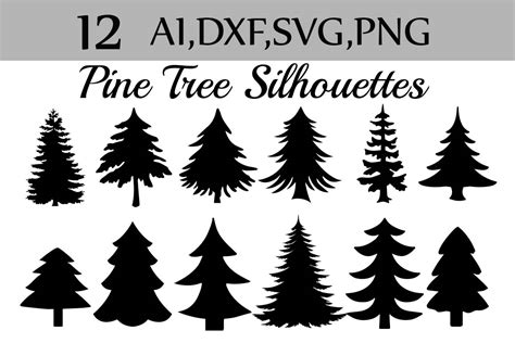 Simple vector card with christmas tree made from paper stripe. Bow Circle Monogram Svg (Graphic) by prettydesignstudio ...