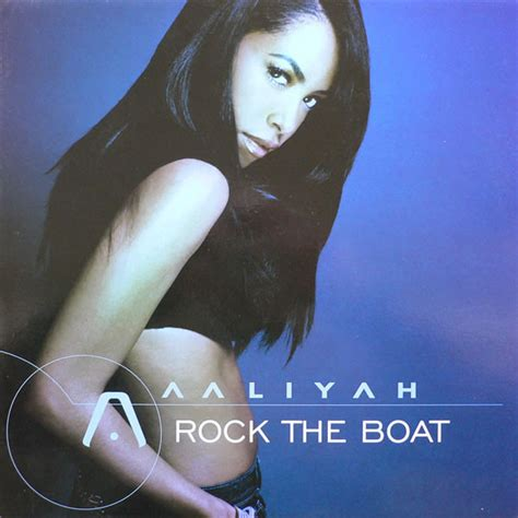 Rock The Boat Uk by Aaliyah Rock The Boat Vinyl Uk Europe 2002 Discogs