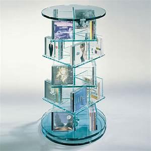 Cd Regal Aus Glas : drehbares regal tv die neuesten innenarchitekturideen ~ Bigdaddyawards.com Haus und Dekorationen