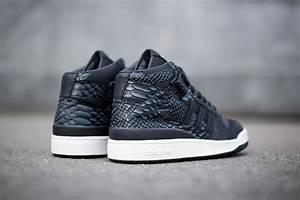 "adidas Forum Mid RS ""Black Croc"" | SBD  Black"