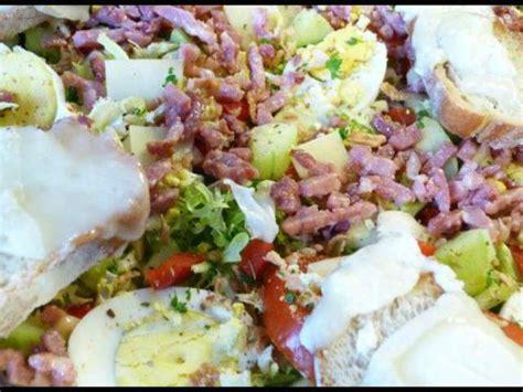 les fonds de cuisine recettes de salade composée 9