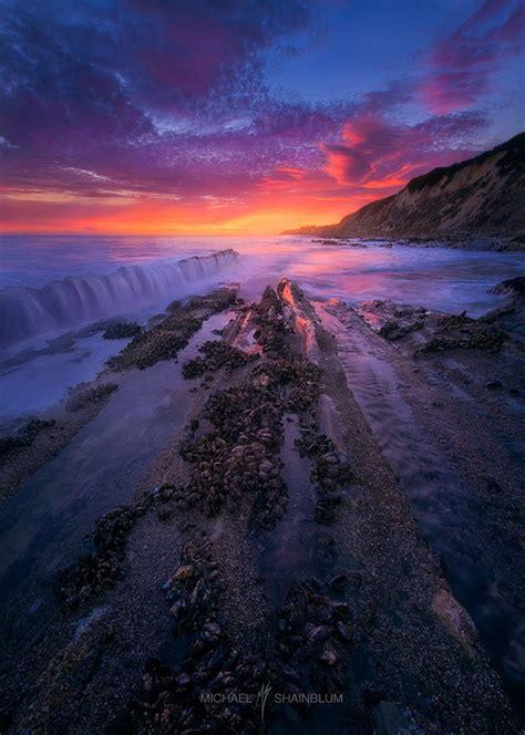 stunning nature photography  michael shainblum dzinemag
