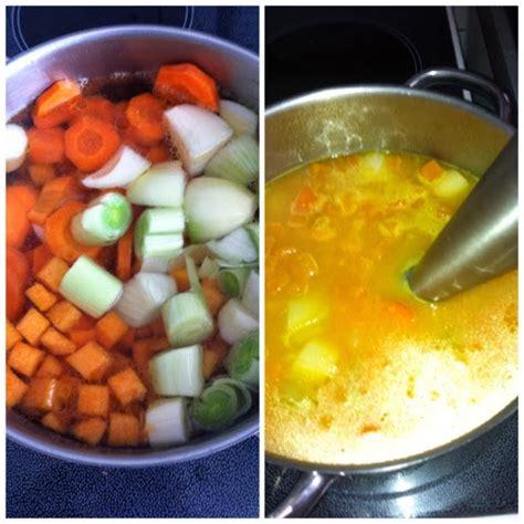fait sa cuisine patty fait sa cuisine soupe de courge