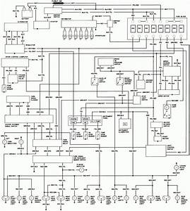 Toyota Coaster Wiring Diagram Schematic  With Images