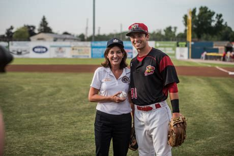 Who was andrew cuomo married to before. Photos: Lt. Gov. Kathy Hochul throws out first pitch for Thursday's Muckdogs game   The Batavian