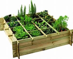 Jardin En Carré : un potager pour votre balcon un jardin d 39 int rieur de ~ Premium-room.com Idées de Décoration