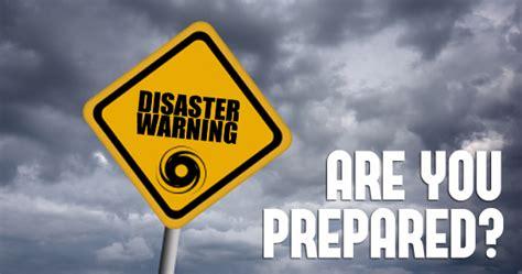 business prepared   disaster signscom blog