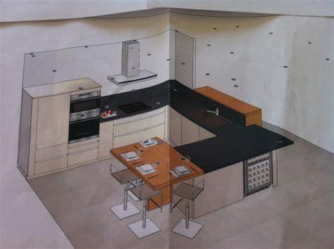 plan cuisine ouverte plan de cuisine ouverte