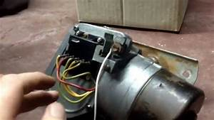 1959 Ford    Edsel Wiper Motor Fixed