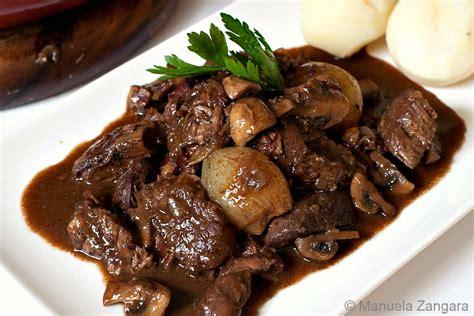 beef burgundy beef bourguignon recipe dishmaps