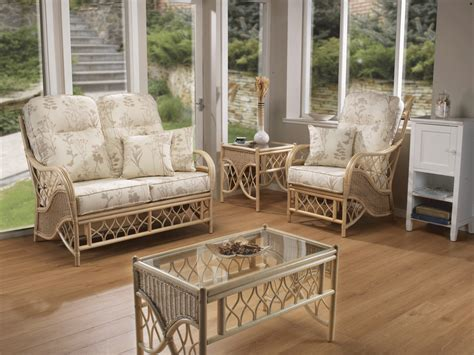 desser oslo 3 piece conservatory furniture suite from