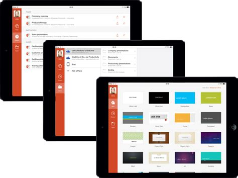 How To Present Using Powerpoint For Ipad