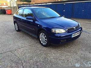 Look Vauxhall Astra Sxi 1 6 Petrol Mk4 3 Door Manual Mot