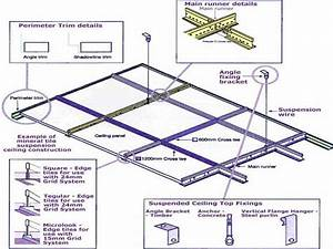 Beautiful Drop Ceiling Grid  1 Armstrong Suspended Ceiling Grids