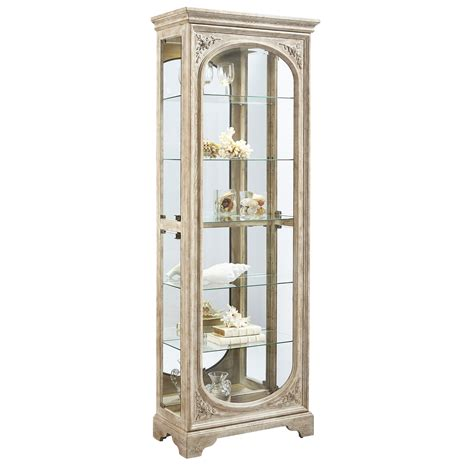 Pulaski Furniture Curio Cabinet by Pulaski Julian Curio Cabinet Reviews Wayfair Supply