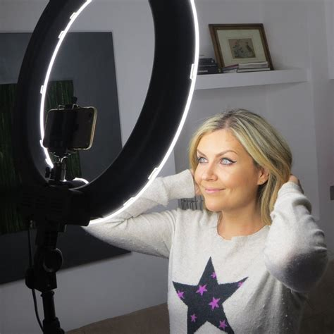ring light spiegel