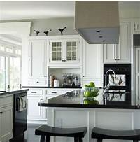 black and white kitchen black and white kitchen | Interior Design Ideas