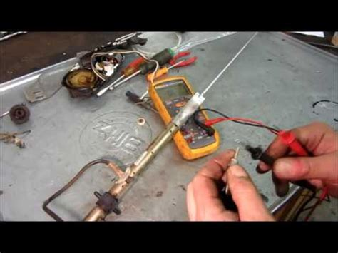 Power Antenna Repair Replace Cable Motor Runs All