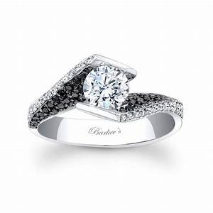 change to princess cut perfecto black diamond engagement With what does a black wedding ring mean
