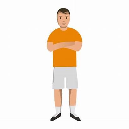 Animation Running Squat Flash