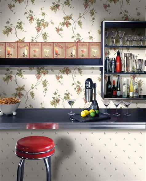 papiers peints cuisine decoration cuisine tapisserie