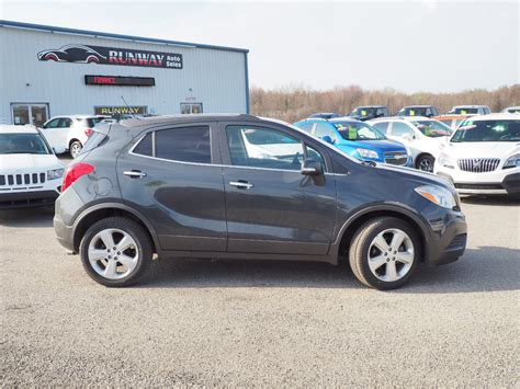 2016 Buick Encore Awd by Used 2016 Buick Encore Awd 4dr For Sale In Grove City Pa
