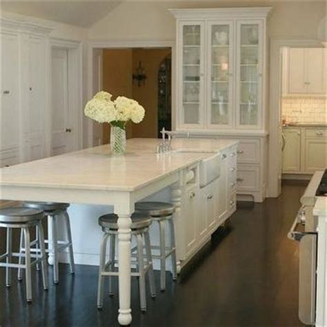 Built In Hutch  Transitional  Kitchen  Studio William