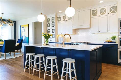 kitchen island blue search viewer hgtv 1844