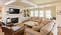 family room designs 22 Comfortable Family Room Design Ideas - Style Motivation