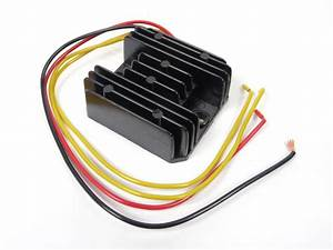 Lambretta Electronic Ignition Rectifier  Regulator  12 Volt Dc  Wassell  Podtronics  Bgm