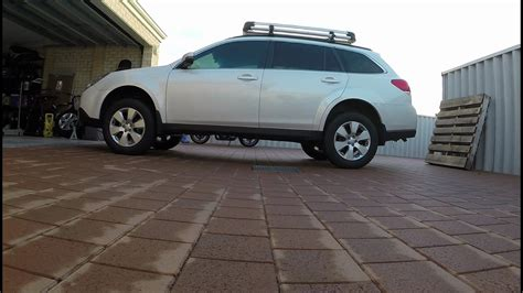subaru outback lift kit subaru outback 2012 2 0d anderson design fabrication 2