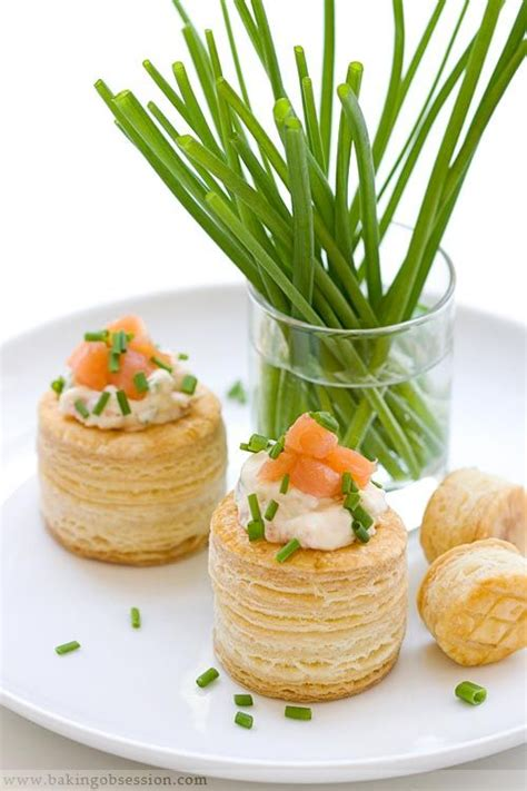 pastry canapes recipes 25 best ideas about vol au vent on pastries