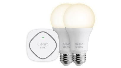 Belkin Wemo Smart Led Bulbs Put The Light Switch Your
