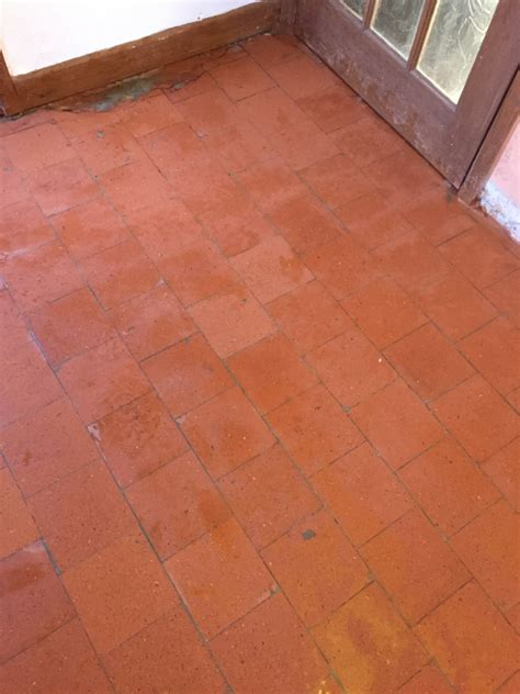 quarry tile floor best way to clean quarry tiles tile design ideas