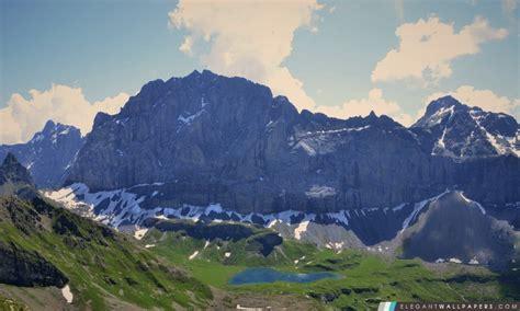 le beau lac de montagne fond decran hd  telecharger