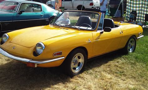 1970 Fiat 850 Sport Spider For Sale In Meridian, Idaho