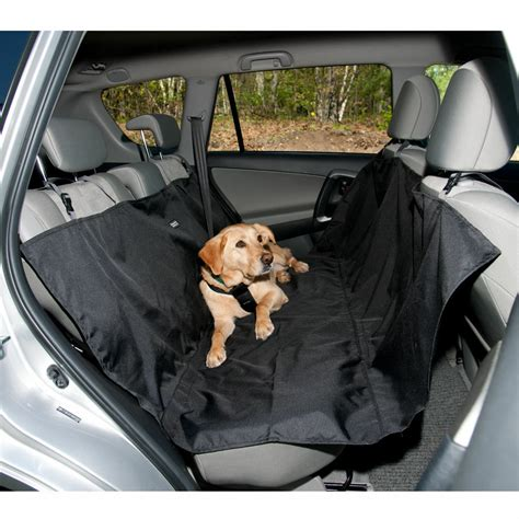 Pet Hammock Car by P01 Pet Seat Hammock Cover Car Suv Back Rear