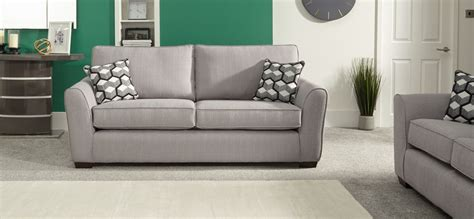 Sofas Seattle seattle 3 seater sofa standard back scs