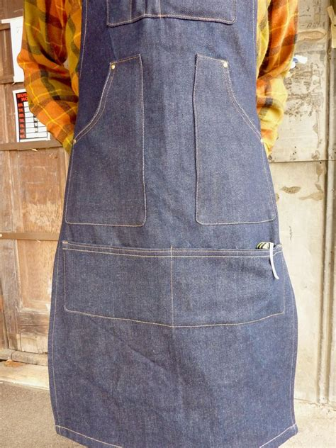 woodworkers apron work apron unisex  size