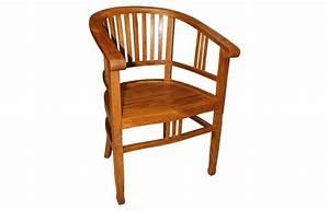 Stuhl Mit Armlehne : teak stuhl mit armlehne frische haus ideen ~ Watch28wear.com Haus und Dekorationen